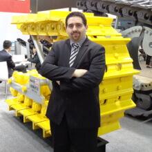 Ghislain Stassen, Directeur de COTRAC