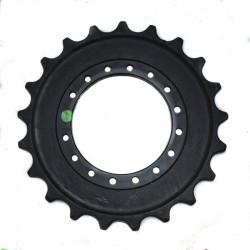 Barbotin de Mini-pelle HITACHI EX75 UR STEEL Serie 3 12530-UP