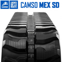 Chenille caoutchouc Camso SD 250X72X45DAP