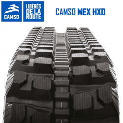 Chenille caoutchouc Camso HXD 500X92X80ABID