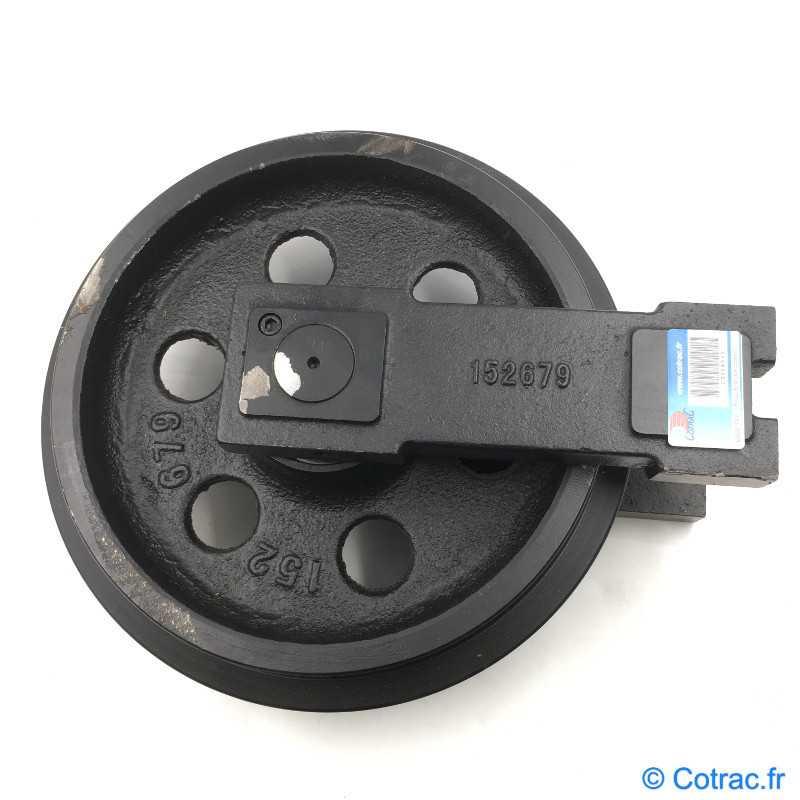 Roue Folle de Mini-pelle SCHAEFF HR18 STEEL