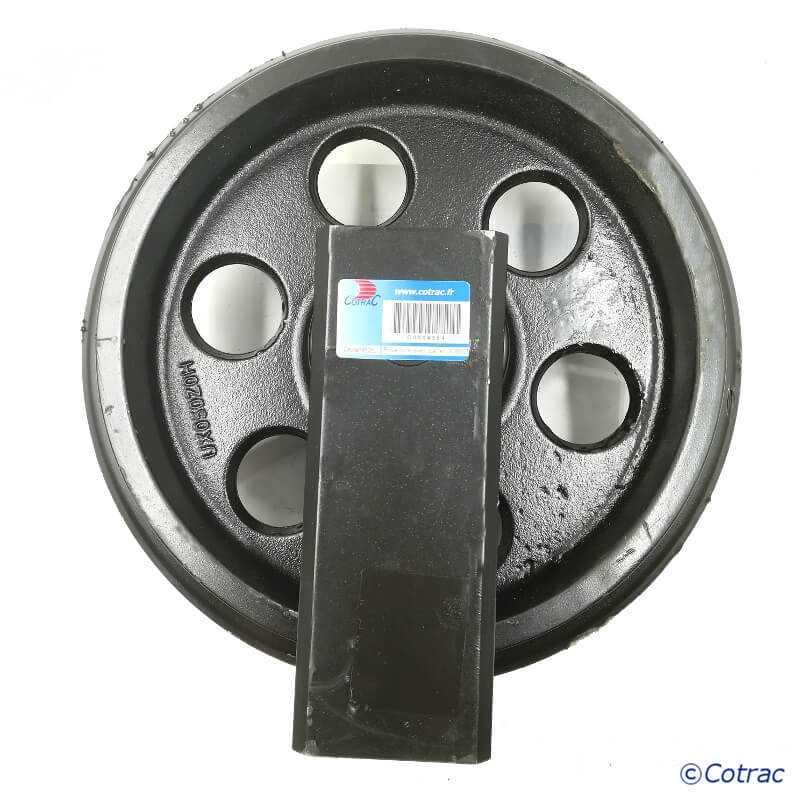 Roue Folle de Mini-pelle JCB 805.2