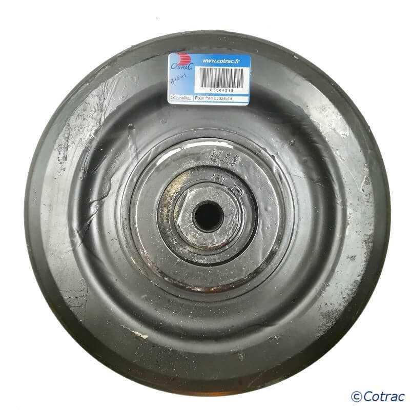 Roue Folle alternative de Mini-chargeur BOBCAT T550