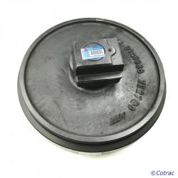 Roue Folle de Mini-pelle FIAT-HITACHI EX135 UR RUBBER