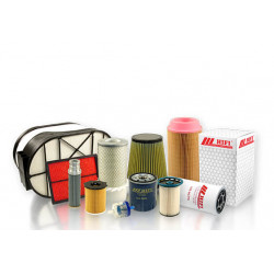 PACK FILTRES EUROCOMACH ED20-15