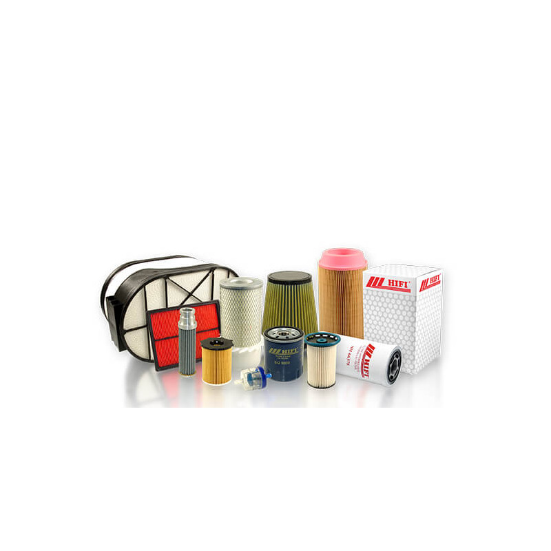 PACK FILTRES EUROCOMACH ED48-25