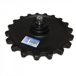 Roue Folle de Mini-pelle JCB 8018 serie 1046000-UP