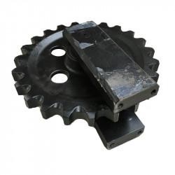 Roue Folle de Mini-pelle JCB 803 PLUS Serie M 827604-UP
