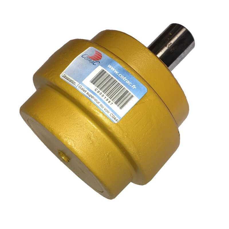Galet Supérieur de Mini-pelle JCB JCB809