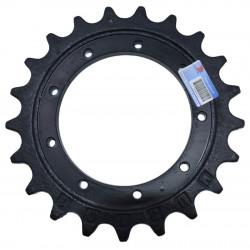 Barbotin de Mini-pelle BOBCAT 331 RUBBER Serie 5129 13001-999999