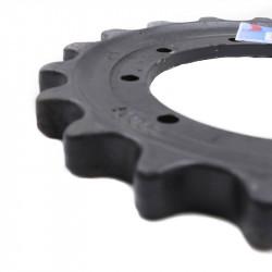 Barbotin de Mini-pelle BOBCAT 323 RUBBER Serie A017 11001-UP