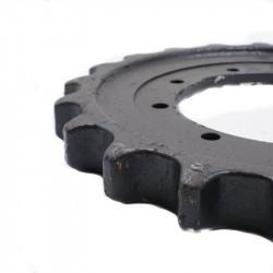 Barbotin de Mini-pelle KUBOTA KX161 STEEL Serie 2 1-50851