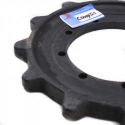 Barbotin de Mini-pelle CNH E10 SR